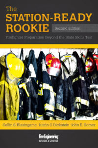 Image of book cover, The Station-Ready Rookie